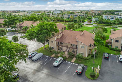 Jupiter Condo For Sale: 804 Clubhouse Circle