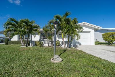 Boynton Beach Single Family Home For Sale: 1919 SW 17th Avenue