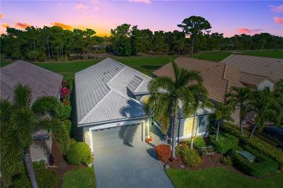 Port Saint Lucie Single Family Home Contingent: 1609 SE Ballantrae Boulevard