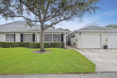 boynton beach Single Family Home For Sale: 10106 42nd Drive S