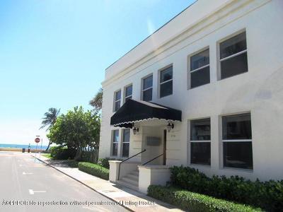 Palm Beach Rental For Rent: 106 Hammon Avenue #3