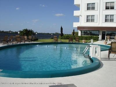Palm Beach Rental For Rent: 2840 S Ocean Boulevard #5010