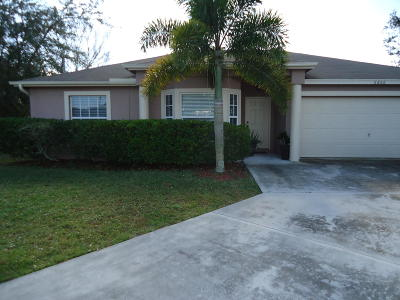 Single Family Home For Sale: 5866 NW Adger Court