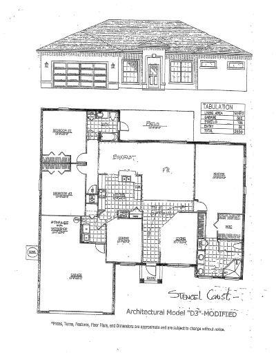 Fort Pierce Single Family Home For Sale: 8289 Spicebush Terrace