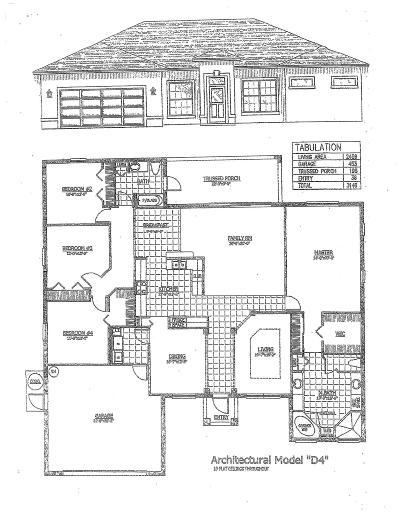 Fort Pierce Single Family Home For Sale: 8293 Spicebush Terrace