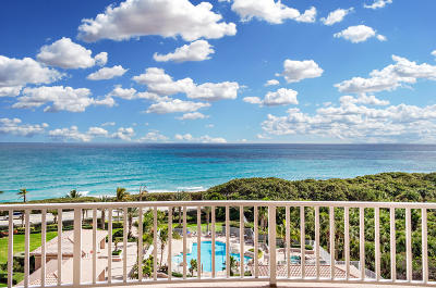 Juno Beach Condo For Sale: 700 Ocean Royale Way #703