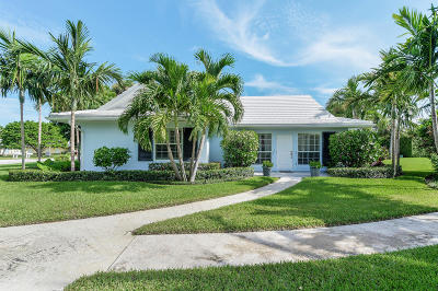 North Palm Beach Single Family Home For Sale: 11604 Lost Tree Way