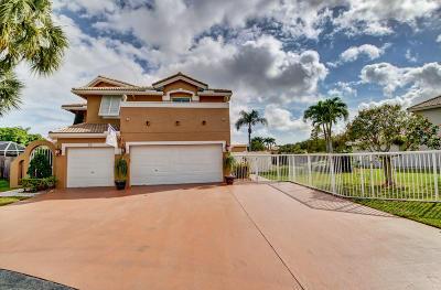 Boynton Beach Single Family Home For Sale: 32 Valencia Drive