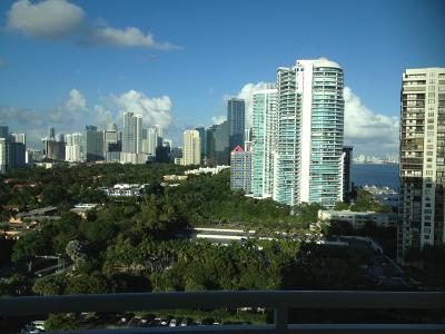 Miami Rental For Rent: 2475 Brickell Avenue #1705