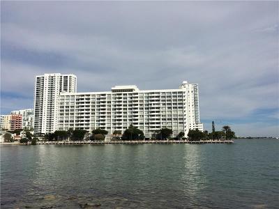 Miami Condo For Sale: 2121 Bayshore Drive #812