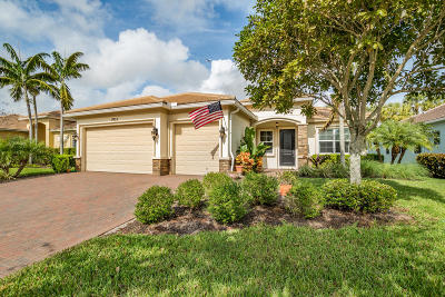 Royal Palm Beach Single Family Home For Sale: 8453 Butler Greenwood Drive