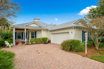 Port Saint Lucie Single Family Home For Sale: 420 NE Leaping Frog Way Way