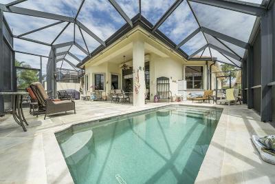 Boynton Beach Single Family Home For Sale: 6852 Adriano Drive