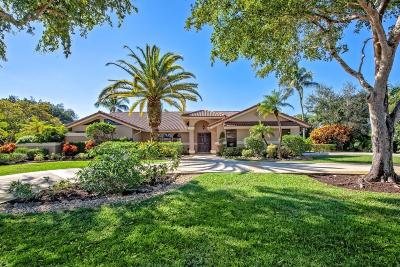 Parkland Single Family Home For Sale: 6931 W Cypresshead Drive