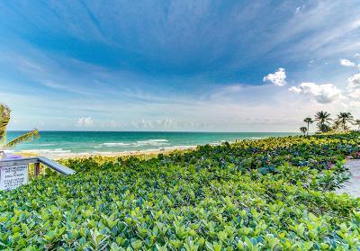 Boca Towers, Boca Towers Condo, Boca Towers Condo Portion Condo For Sale: 2121 Ocean Boulevard #507e