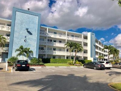 Boca Raton Condo For Sale: 4043 Exeter C #4043