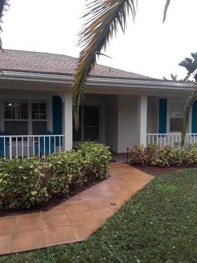 Port Saint Lucie Single Family Home For Sale: 997 Albatross Avenue