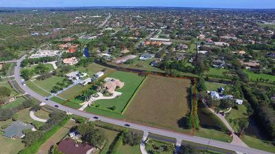 Wellington Single Family Home For Sale: 14390 Wellington Trace