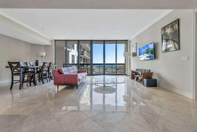 West Palm Beach Condo For Sale: 701 S Olive Avenue #1807