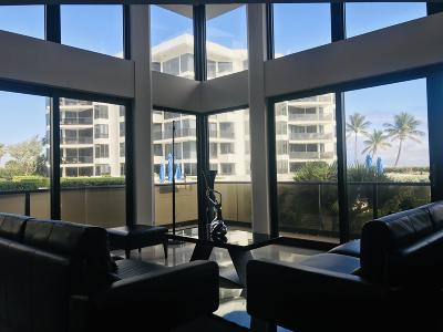 Palm Beach Condo For Sale: 3120 S Ocean Boulevard #1-101