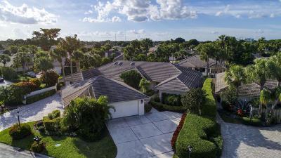Boca Raton Single Family Home For Sale: 20523 Linksview Drive