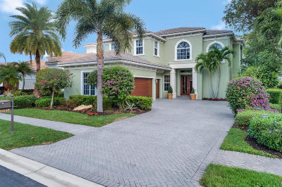 West Palm Beach Single Family Home For Sale: 10245 Sand Cay Lane