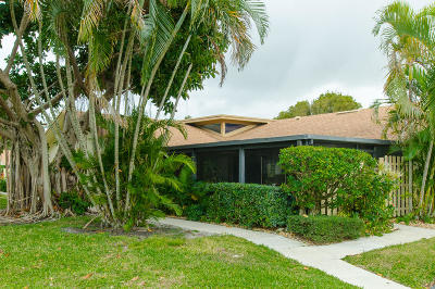 Delray Beach Single Family Home For Sale: 851 NW 30th Avenue #B