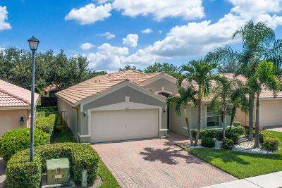 Tuscany Bay Single Family Home For Sale: 5219 Espana Avenue
