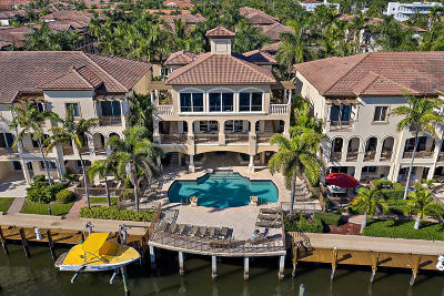 Boynton Beach Townhouse For Sale: 3022 Waterside Circle