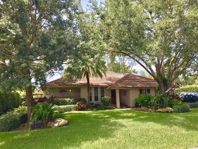 Boynton Beach Single Family Home For Sale: 4233 Saint Andrews Drive