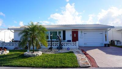 Boynton Beach Single Family Home For Sale: 1204 SW 20th Avenue