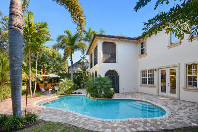 Palm Beach Gardens Single Family Home For Sale: 921 Mill Creek Drive