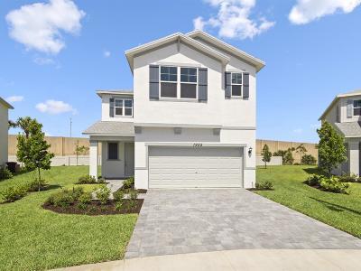 Lake Worth Single Family Home For Sale: 1925 Harding Street