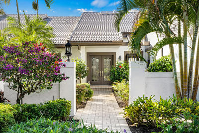 Boynton Beach Single Family Home For Sale: 75 Essex Lane