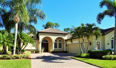 Port Saint Lucie Single Family Home For Sale: 824 SW Grand Reserves Boulevard
