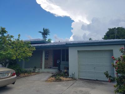 Miami-Dade County Single Family Home For Sale: 9024 Abbott Avenue