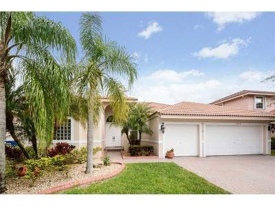 Coral Springs Single Family Home For Sale: 5059 NW 125 Avenue