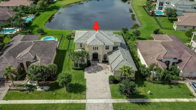 Lake Worth Single Family Home For Sale: 9280 Pineville Drive