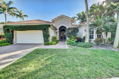 Delray Beach Single Family Home For Sale: 16420 Braeburn Ridge Trail