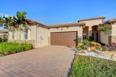 Delray Beach Single Family Home For Sale: 14870 Amerina Way