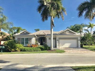 Hobe Sound Single Family Home For Sale: 7963 SE Hempstead Circle