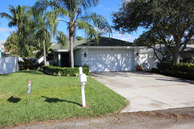 Delray Beach Single Family Home For Sale: 621 Allen Avenue