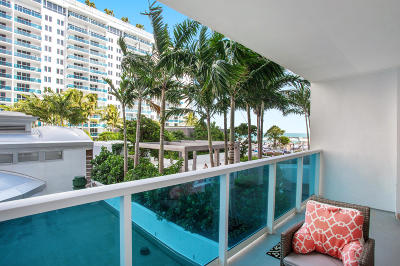 Miami-Dade County Condo For Sale: 2301 Collins Avenue #419
