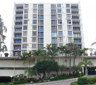 Highland Beach Rental For Rent: 3115 S Ocean Boulevard #703