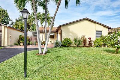 Boynton Beach Single Family Home For Sale: 5227 Minto Road