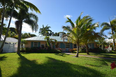 Delray Beach Multi Family Home Contingent: 26 NE 10th Street