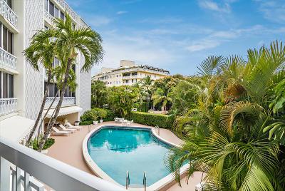 Palm Beach Condo For Sale: 389 S Lake Drive #2f