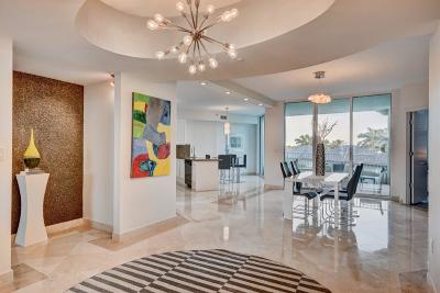 Highland Beach Condo For Sale: 3700 S Ocean Boulevard #305