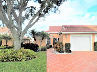 Boynton Beach Single Family Home Contingent: 5695 Royal Lake Circle