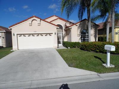 Boynton Beach Single Family Home For Sale: 12305 Wedge Way